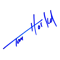 Tom Holland Autograph