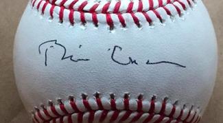 Authentic Bill Clinton  Autograph Exemplar
