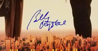 Authentic Billy Crystal  Autograph Exemplar