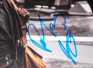 Authentic Felicity Jones  Autograph Exemplar