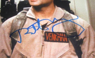 Authentic Bill Murray  Autograph Exemplar