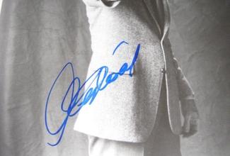 Authentic Clint Eastwood  Autograph Exemplar
