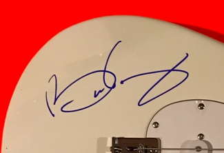 Authentic Brian May  Autograph Exemplar