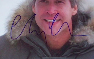 Authentic Chevy Chase  Autograph Exemplar