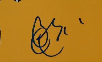 Authentic Chuck Berry  Autograph Exemplar