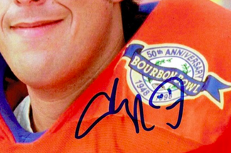 Authentic Adam Sandler  Autograph Exemplar
