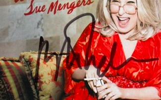 Authentic Bette Midler  Autograph Exemplar