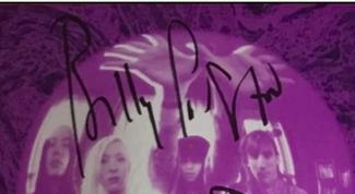 Authentic Billy Corgan  Autograph Exemplar