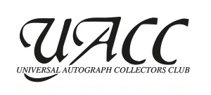 Universal Autograph Collectors Club (UACC)